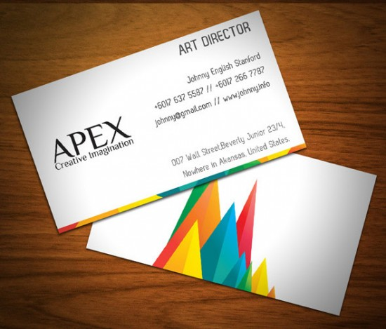 creattica 550x469 12 MultiColor Business Card For inspiration
