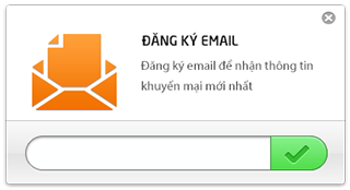 Đăng ký email